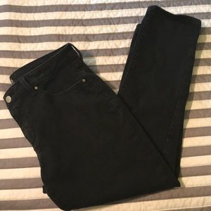 A.n.a women's skinny ankle jeans 12